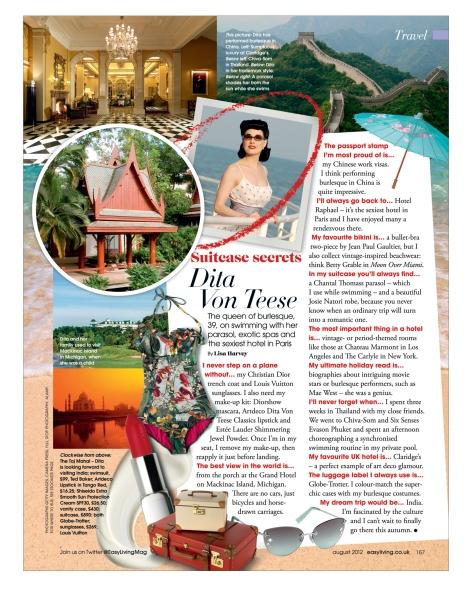 Easy Living magazine2