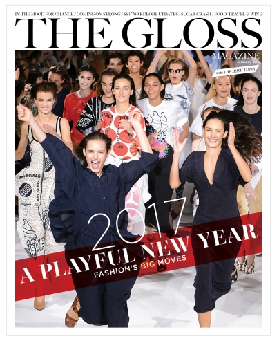 The Gloss Jan-March 17