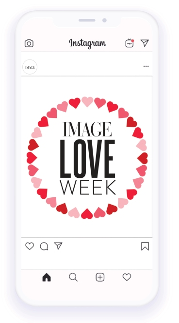 Love week instagram